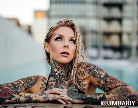 Какая татуировка тебе подойдет?