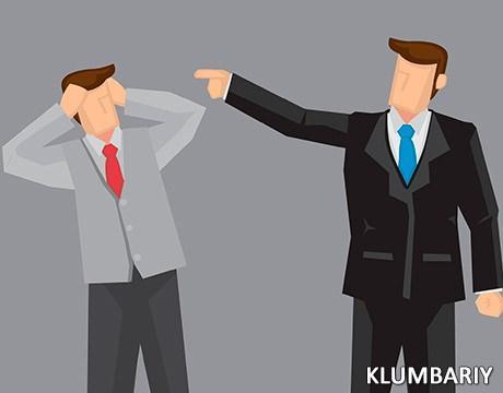 Как ты относишься к критике на работе?
