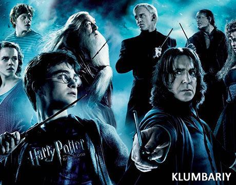 Кто ты из «Гарри Поттера»?
