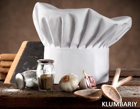 Профессиональный кулинарный тест для поваров
