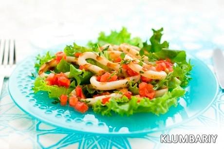 Рецепты праздничных салатов с фото от наших кулинаров