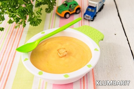 когда можно детям гороховый суп
