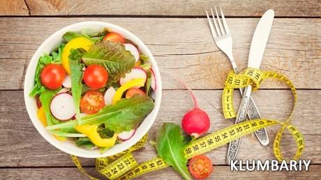 как кушать при диете