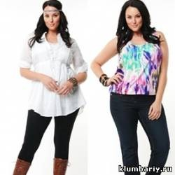Одежда Для Женщин С Полными Бедрами